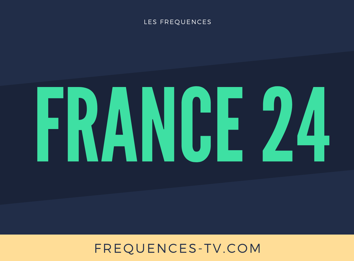 les frequences de france 24