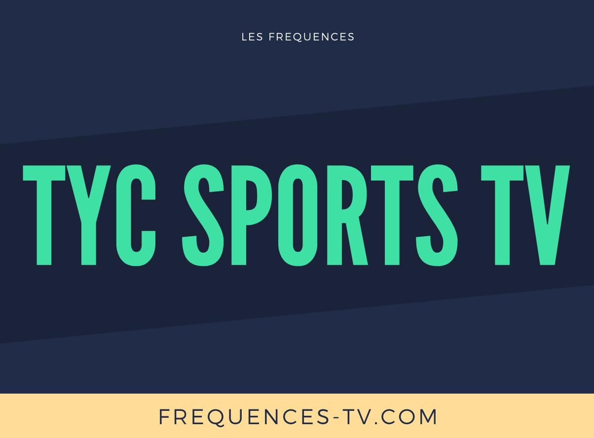 las frecuencias de TYC Sports en intelsat 11