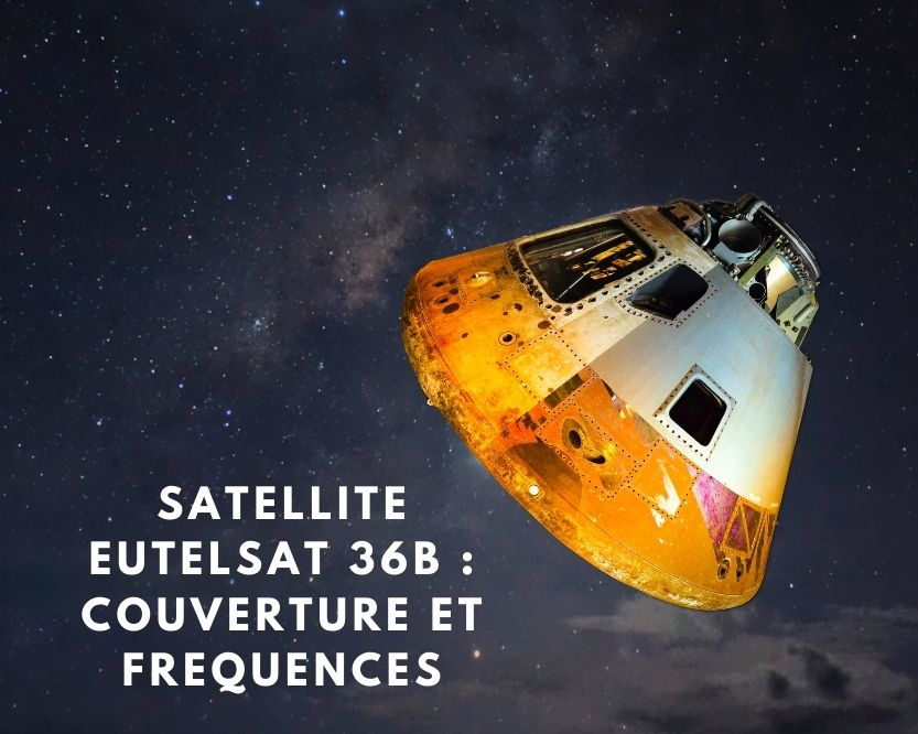 Satellite Eutelsat 36B